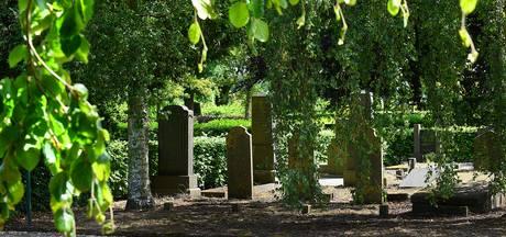 Graven ruimen is niet zo'n gevoelige materie in Sprang-Capelle