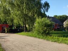 Gewonde bij stalbrand in Vaassen