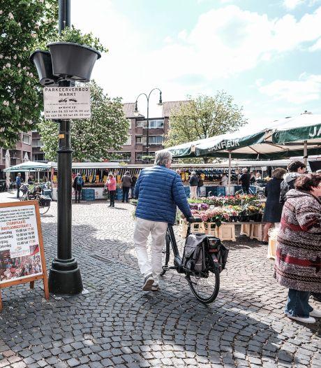 Markten sluiten zaterdag in Doetinchem en Winterswijk eerder vanwege hitte