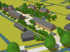 Aarlanderveen neemt zelf het initiatief: plan voor bouw van 'minidorp' in het dorp