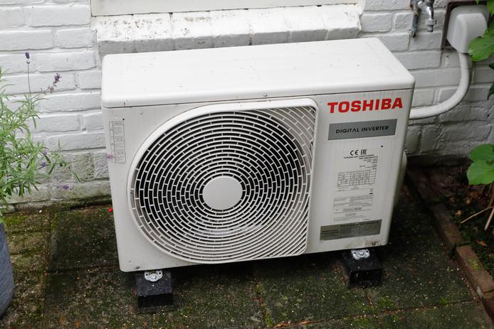 Warmtepomp.