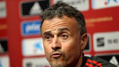 """Luis Enrique keert na dood dochter terug als bondscoach bij Spanje: """"De deur heeft altijd opengestaan"""""""