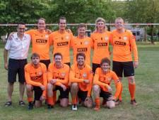 Bennekoms Oranje naar het WK Vuistbal