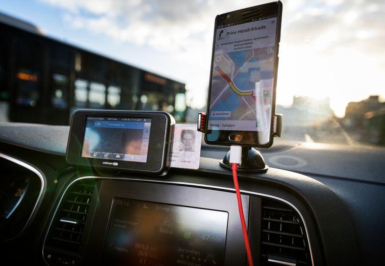 Veilig Verkeer Nederland wil in gesprek met Uber, Coolblue en Picnic over gevaarlijk rijgedrag