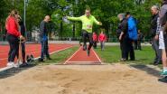 128 atleten geven het volle pond op atletiekmeeting 't Vosje