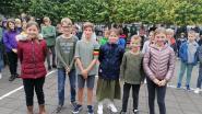 Vrije Basisschool  Herzele stemt digitaal voor een nieuw leerlingenparlement