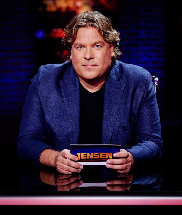 Robert Jensen.