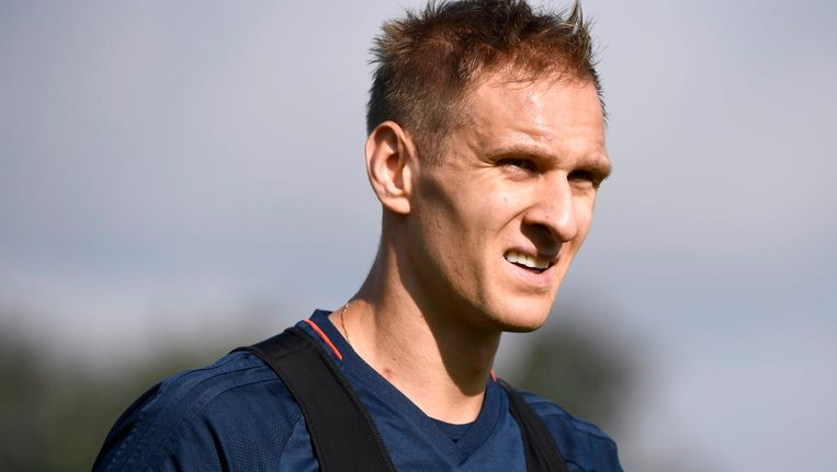 Teodorczyk kan spelen woensdag tegen Celtic.