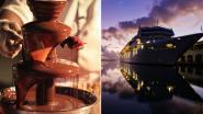 Zon zee én chocolade! 's Werelds eerste chocoladecruise gaat van wal in Italië