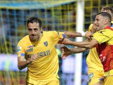 Frosinone promoveert na verhit avondje met Palermo