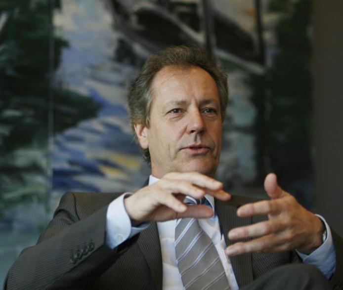 Burgemeester Rob van Gijzel
