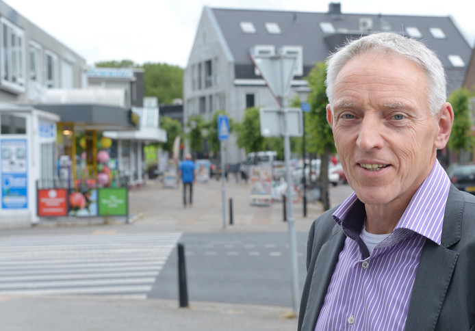 Michel Lepoutre, wethouder in Druten.