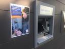 Rabobank geldautomaat in Berkel-Enschot door stof buiten gebruik
