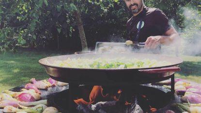 Raf kookt elke dag voor ploeg van Vive le Vélo
