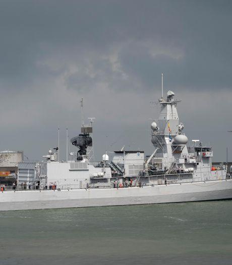 Dronken matrozen op fregat Leopold I gaan na feestje op de vuist: federaal parket vordert tot 1 jaar cel
