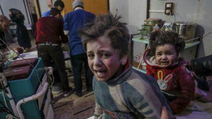 """VN-kinderfonds haalt ongewoon uit na zware aanvallen op Syrisch rebellengebied: """"Geen woorden meer"""""""