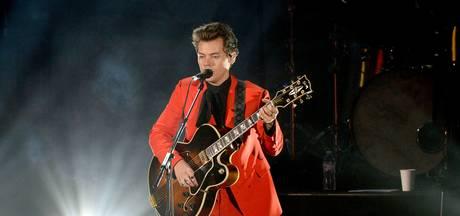 Harry Styles seksueel betast tijdens optreden door fan