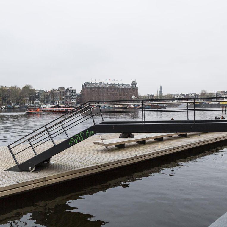 De Willem Frederik Hermansbrug Beeld Tammy van Nerum
