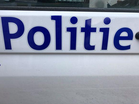De politie kwam de nodige vaststellingen doen