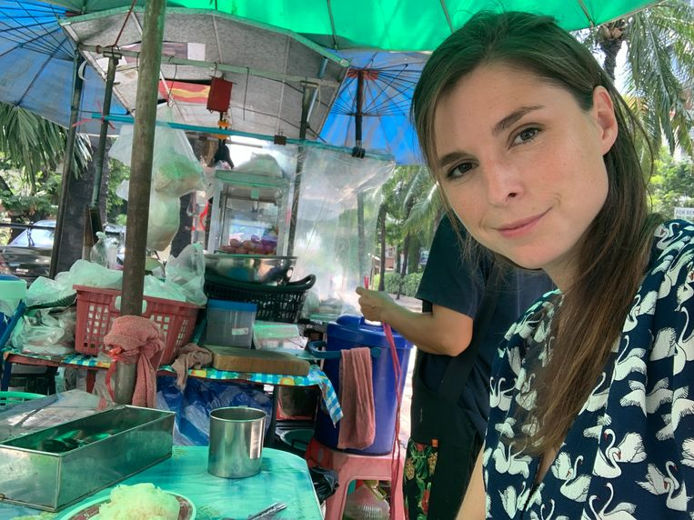 Lien van de Kelder in Thailand