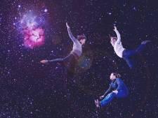 Astronomisch muziektrio TRIFID klinkt als... Saturnus