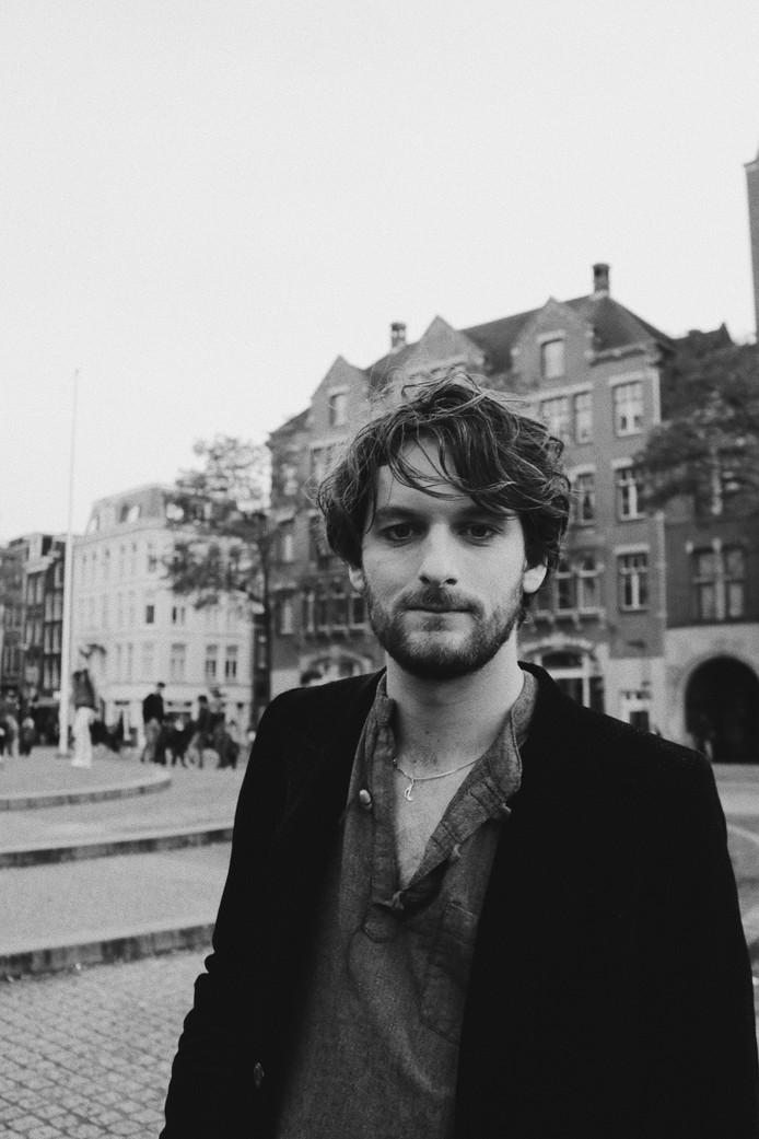 Singer songwriter René Geelhoed.