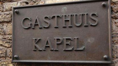 Gaslek in Gasthuiskapel