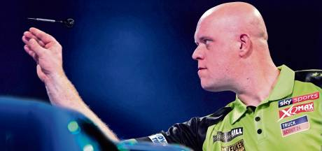 Van Gerwen over Duits Drive-In Gala: 'Desnoods darten we dan in de regen'