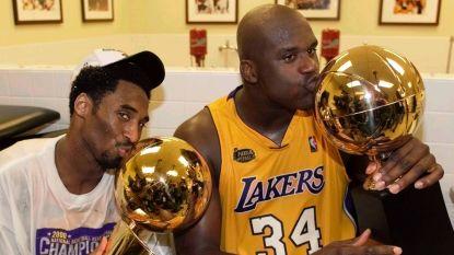 """DEEL 2. Verkrachtingszaak en moeilijke relatie met 'Shaq', Bryant kende niet alleen succes: """"Kobe speelt te egoïstisch om te kunnen winnen"""""""