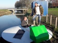 De vislift in Almkerk is na een jaar al een bewezen succes: 'De onderwaterwereld wordt digitaal'