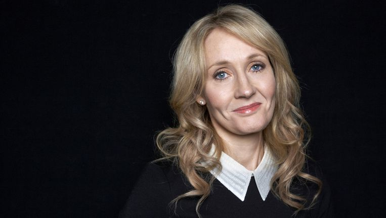 Harry Potter-schrijfster J. K. Rowling. Beeld ap