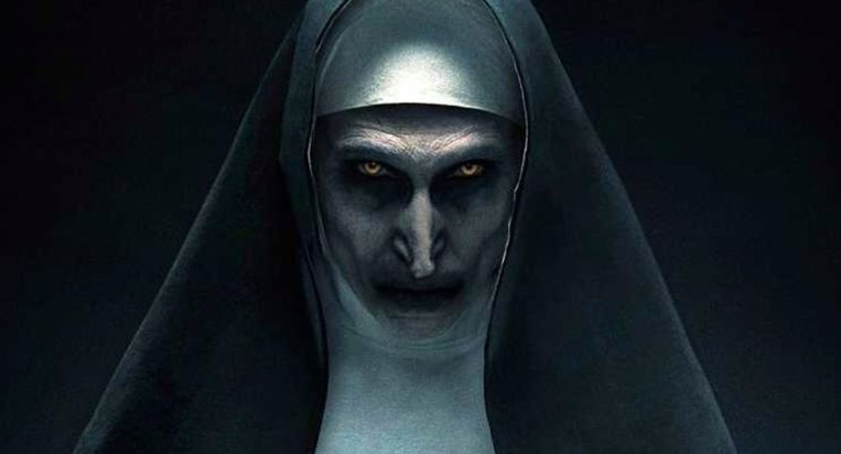 Bonnie Aarons in 'The Nun'.
