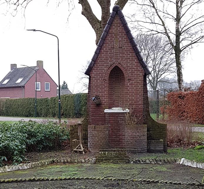 De Mariakapel aan het Vloeieind in Lage Mierde.