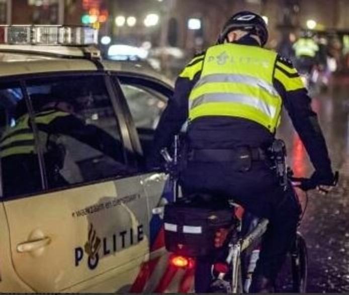 Foto: Horecateam van politie IJsselland Noord