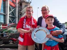Nederlandse voetbalwereld feliciteert FC Twente