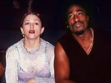 Liefdesbrief Tupac aan Madonna toch onder de hamer