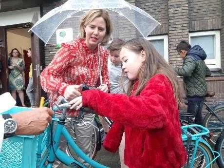 Verkeersexamen Gouda afgelast tijdens bezoek minister Van Nieuwenhuizen