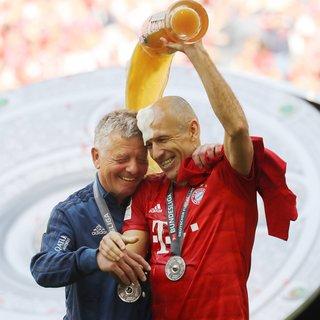Met Arjen Robben verdwijnt de romantiek uit München