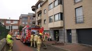 Appartement loopt zware schade op nadat boiler in bergruimte vuur vat