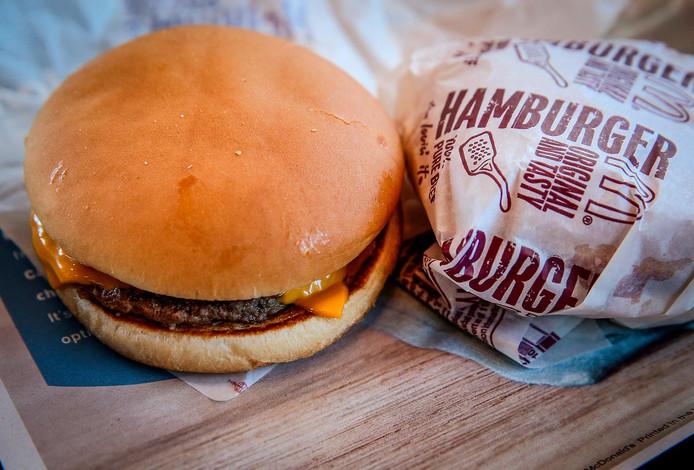 Hamburgers voor MASV
