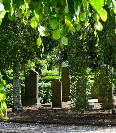 Start ruiming oude graven in Sprang-Capelle