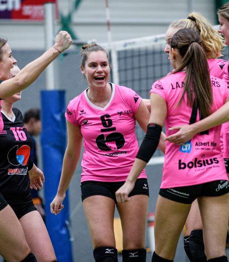 FAST herstart eredivisie met sterke zege in Twente tegen Set-Up