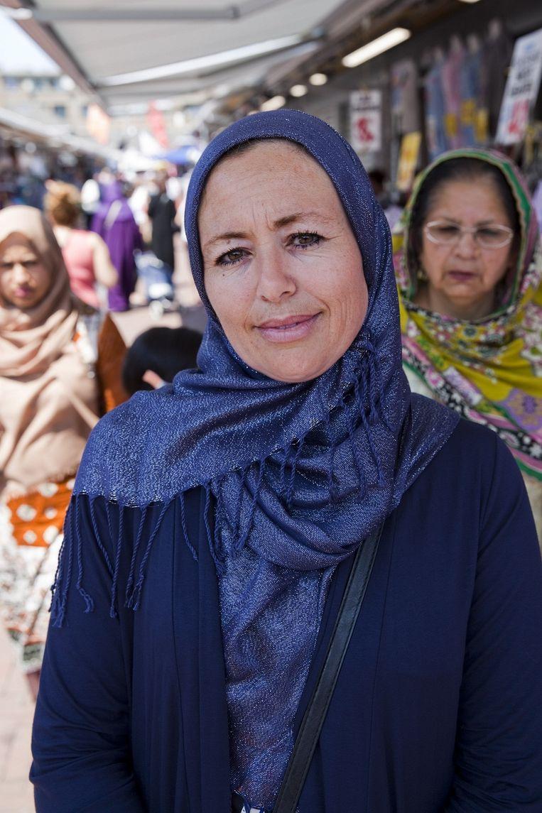Emna Boukottaya Beeld Rob Huibers
