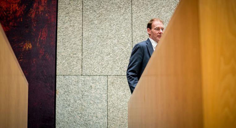 Menno Snel. Beeld de Volkskrant / Freek van den Bergh