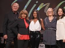 Joop van den Ende ontmoet Tina Turner weer