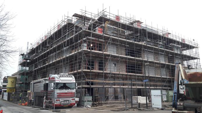 Het nieuwbouwcomplex De Baronie geeft de entree van het centrum van Schijndel een nieuw aanzien.