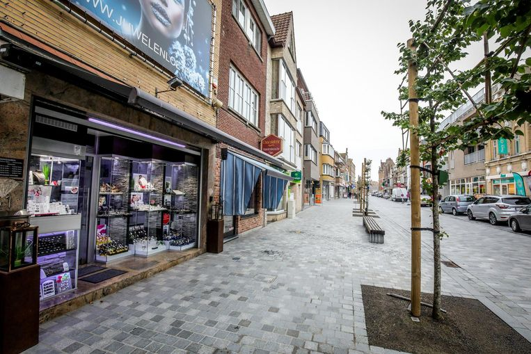 Het centrum van Diksmuide moet weer bruisen en meer shoppers lokken.