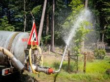 Verbod op oppompen water door aanhoudende droogte