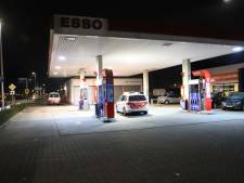 Medewerker bedreigd met vuurwapen bij overval op tankstation in Culemborg