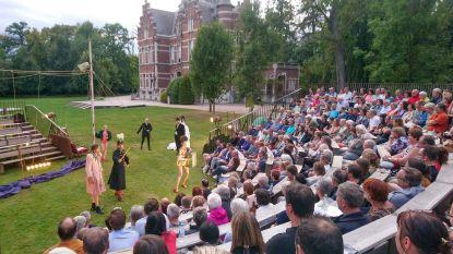 "Compagnie Marius trapt cultuurseizoen af in park Blauwendael: ""Bijzondere theaterbeleving in uniek decor"""